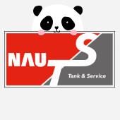 NAU TS Logo mit Panda