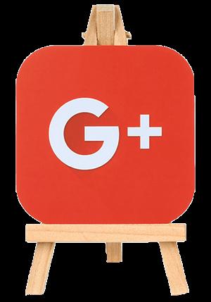 google-logo-stehend
