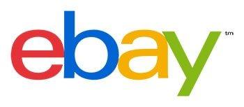 farbiges ebay Logo