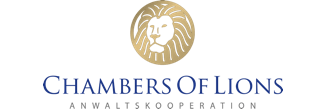 Chambers of Lions Logo