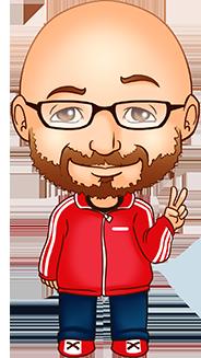 Comiccharakter Stephan Zimny